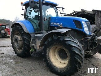 Tractor agricola New Holland T7.235 - 1