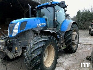 Tractor agricola New Holland T7.235 - 2