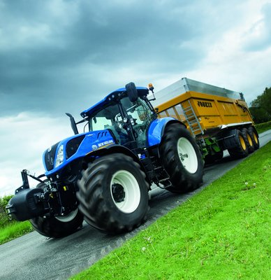 Noticias ITT Vimo. Freno Inteligente New Holland