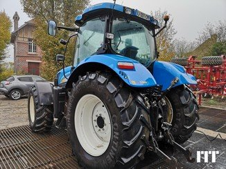 Tractor agricola New Holland T6080 - 2