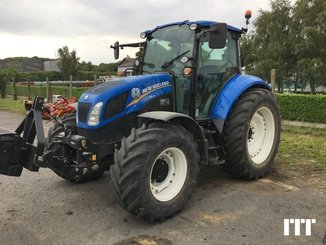 Tractor agricola New Holland T5.115 - 4