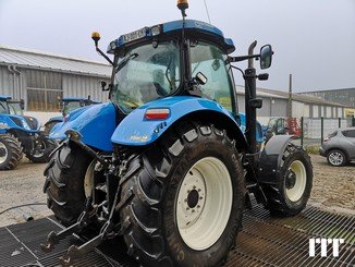 Tractor agricola New Holland T6080 - 3